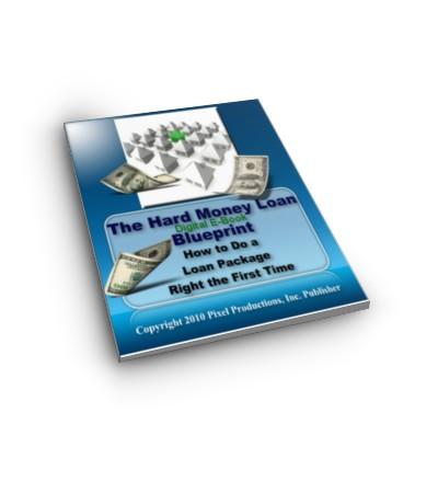 Hard Money Loan Blueprint Digital E-Book