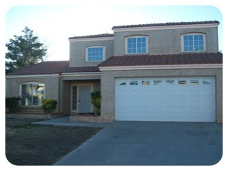 Palmdale Foreclosed Home