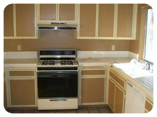 Palmdale REO Kitchen