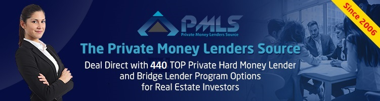 Private Hard Money Lenders Image